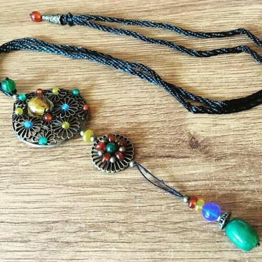 Šamanský náhrdelník IINII - Mau  - 1
