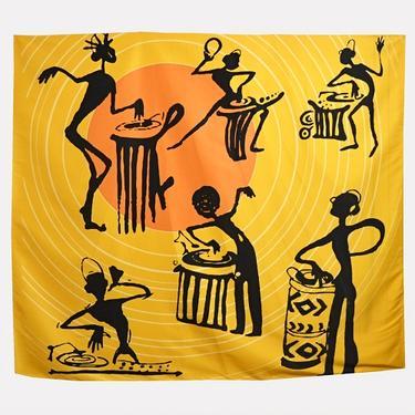 Šátek - přehoz African DJ  - 1