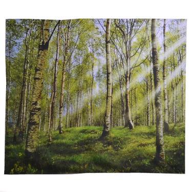 Šátek - přehoz Březový les  - 1
