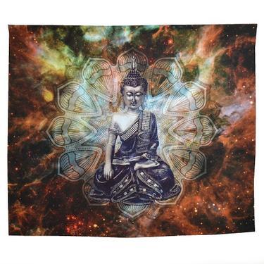 Šátek - přehoz Buddha Mandala  - 1