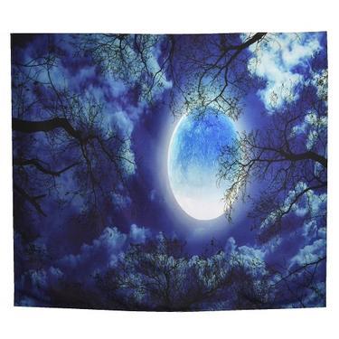 Šátek - přehoz Síla Měsíce  - 1
