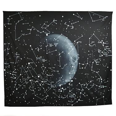 Šátek - přehoz Souhvězdí  - 1