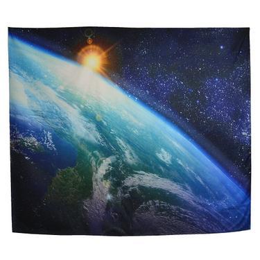 Šátek - přehoz Země ve Vesmíru  - 1