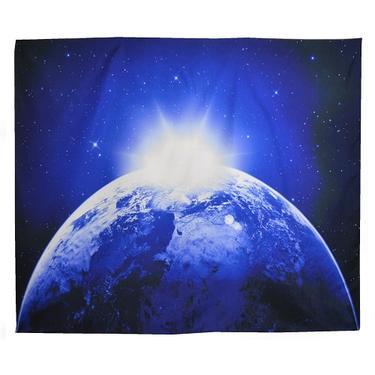 Šátek - přehoz Světlo přišlo na Zem  - 1