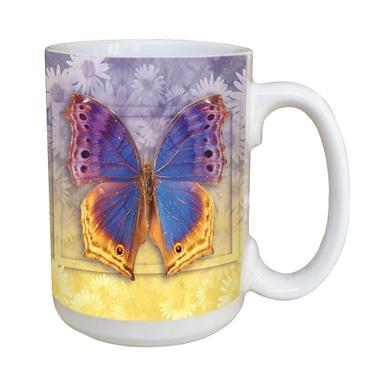 Tree Free hrnek - Motýl
