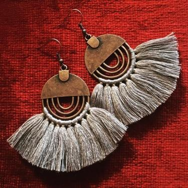 Šamanské náušnice IINII - Nyarai  - 1