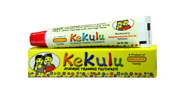 Kekulu dětská zubní pasta 40 g