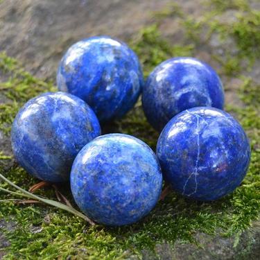 Koule Lapis lazuli 3 cm  - 1
