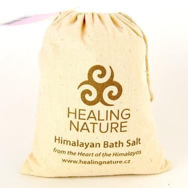 HN koupelová sůl jemná růžová, 1 kg
