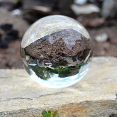 Křišťálová koule 100 mm - Cindy G.  - 1