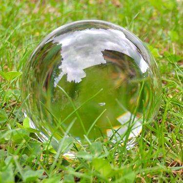 Křišťálová koule 80 mm - Cindy G.  - 1
