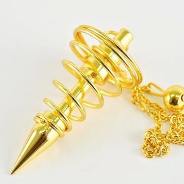Kyvadlo - Spirála zlatá