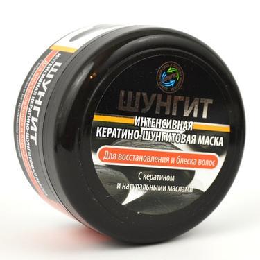 Fratti maska na vlasy - Šungit - keratin, 250 ml
