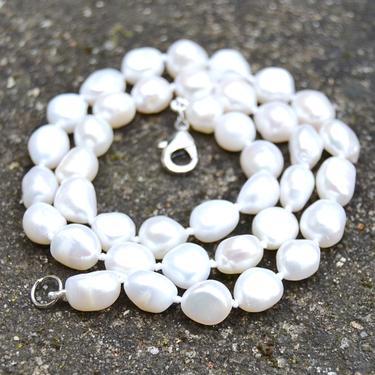 Náhrdelník říční perly