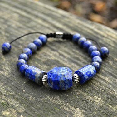 Náramek Lapis Lazuli extra