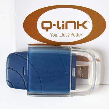 Nimbus USB Q-Link, modrý  - 1
