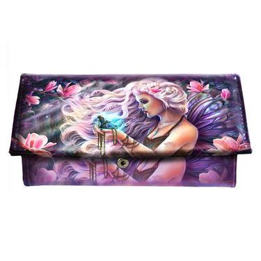 Peněženka fantasy L - Kouzelná zahrada  - 1