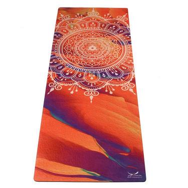 Podložka na jógu - Sunrise oranžová, 2,5 kg  - 1