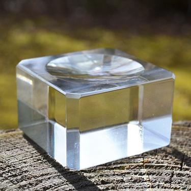 Podstavec pod kouli, křišťálové sklo 40 mm