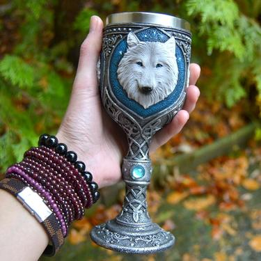 Fantasy pohár - Duch sněžného vlka  - 1