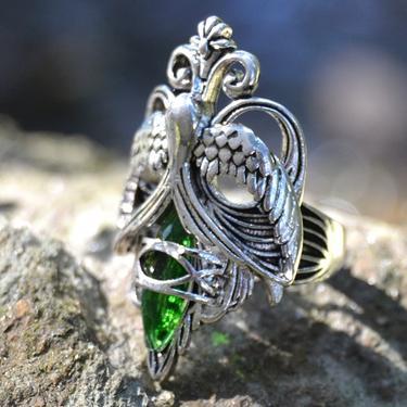 """Prsten """"Jezerní královny""""  - 1"""