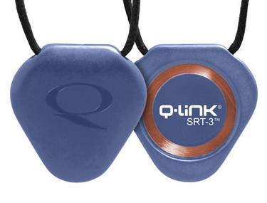 Q-Link SRT-3 biorezonátor přívěsek, modrá
