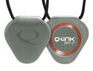 Q-Link SRT-3 biorezonátor přívěsek, olivová