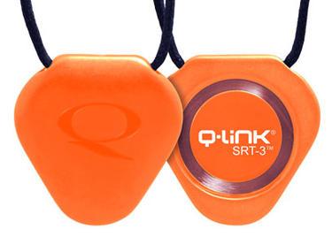 Q-Link SRT-3 biorezonátor přívěsek, oranžová