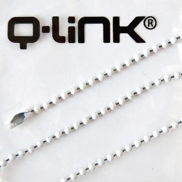 Řetízek Q-Link bílý  - 1