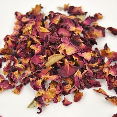 Sušené byliny sáček - Růže květ plátky 100 g  - 1