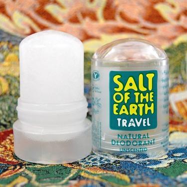 Salt of the Earth Tuhý deodorant z kamence 50 g  - 1