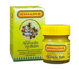 Siddhalepa balzám
