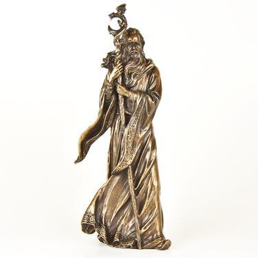 Socha exclusive mytology - Merlin - 28 cm  - 1