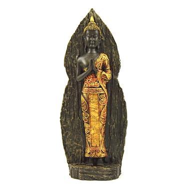 Soška Buddha Osvícený - 30 cm  - 1
