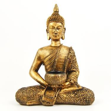 Svícen Buddha - velký  - 1
