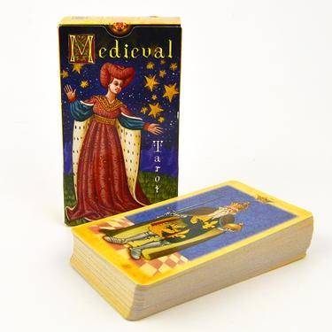 Medieval tarot  - 1