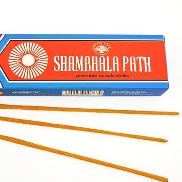 Vonné tyčinky Green Tree - Shamballa Path  - 1