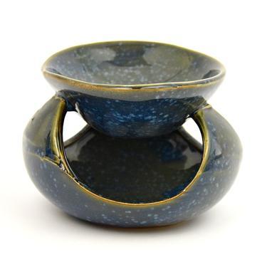Aromalampa Elegance - modrá  - 2