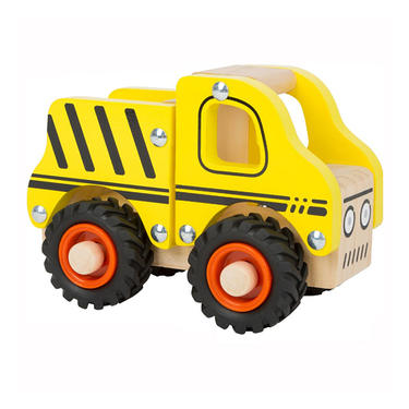 Dřevěná hračka - nákladní auto  - 2