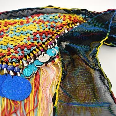 Šátek na břišní tanec Meri  - 2