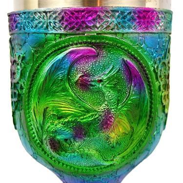Fantasy pohár - Duhový drak  - 2