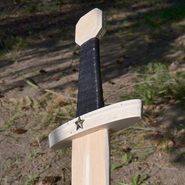 Meč dřevěný - Hvězda   - 2