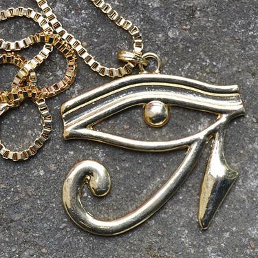 Faraonský náhrdelník - Zlaté Horovo Oko  - 2