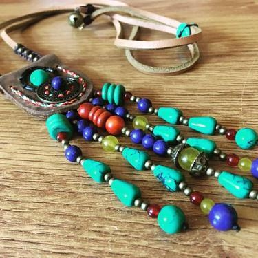 Šamanský náhrdelník IINII - Nagual  - 2