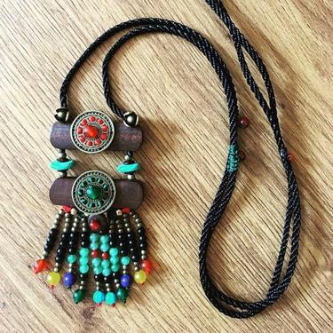 Šamanský náhrdelník IINII - Ixpan  - 2