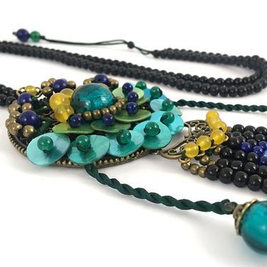 Šamanský náhrdelník IINII - Guari  - 2