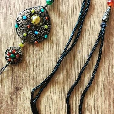 Šamanský náhrdelník IINII - Mau  - 2