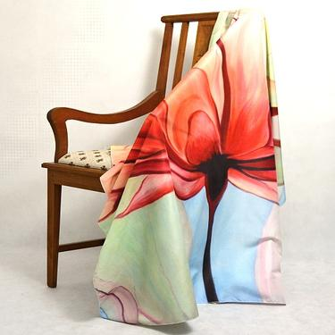 Šátek - přehoz Lotosová krása  - 2