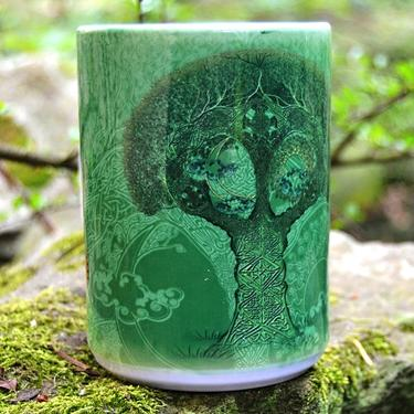 Tree Free hrnek - Keltský strom  - 2