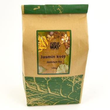 Sušené byliny sáček - Jasmín květ 100 g  - 2